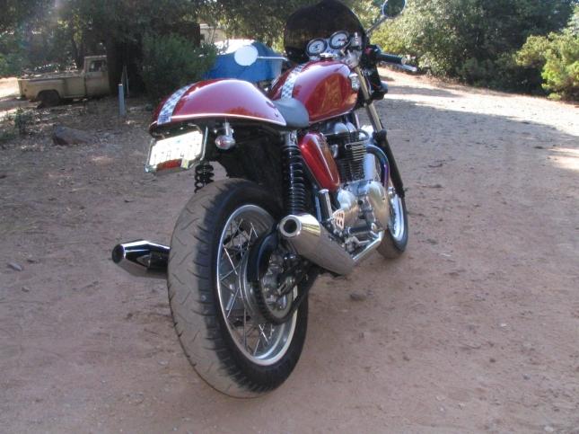 2004 Triumph Thruxton 900