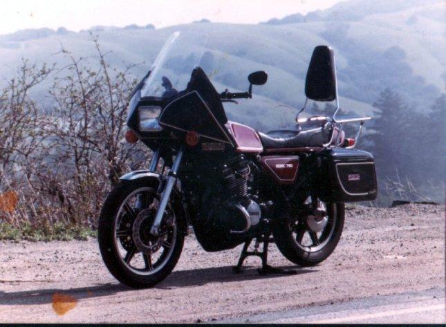 1977 Yamaha XS750