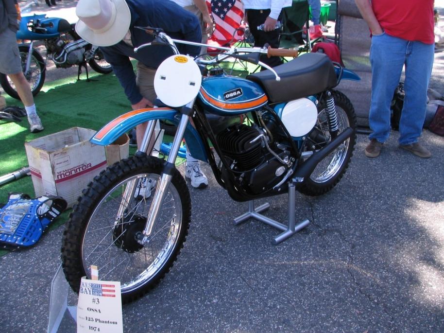 1974 Ossa 250 MX