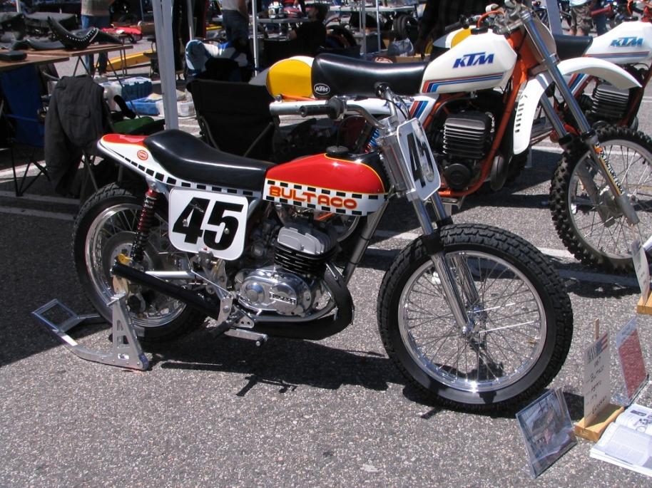 Bultaco Tracker
