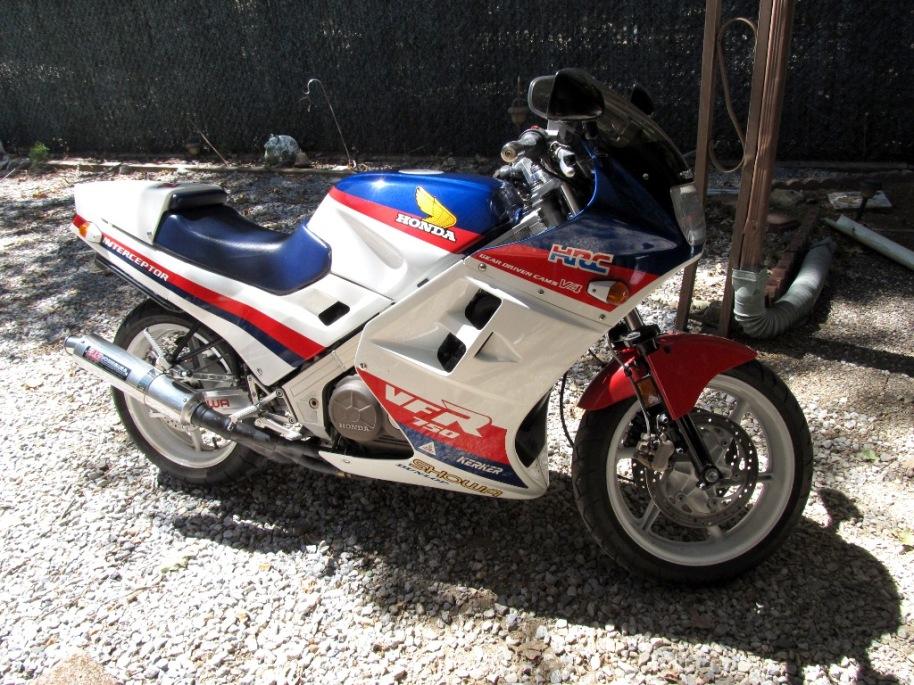 '86 VFR 1