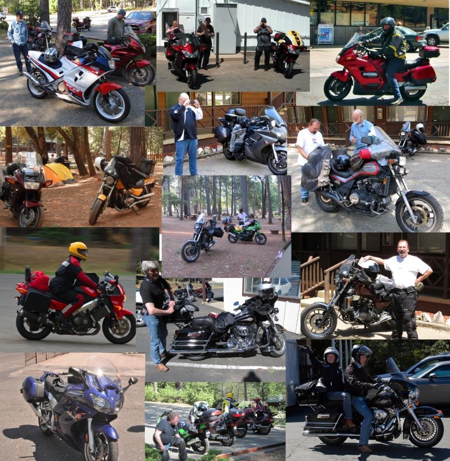 Bikes of SMW Spring Fling 2012