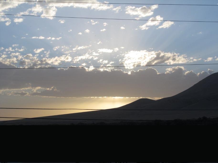 Winnemucca sunset 1